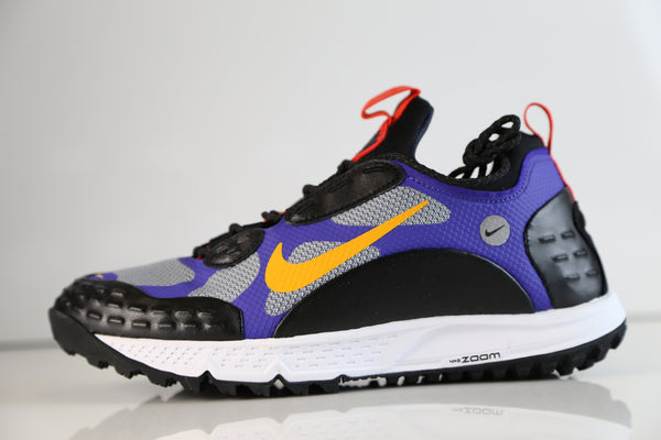 Nike Air Zoom Albis '16 Black Taxi Concord Chile Red 904334-002