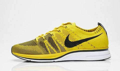 Nike Flyknit Trainer Bright Citron Citrus Black White AH8396-700 (NO Codes)