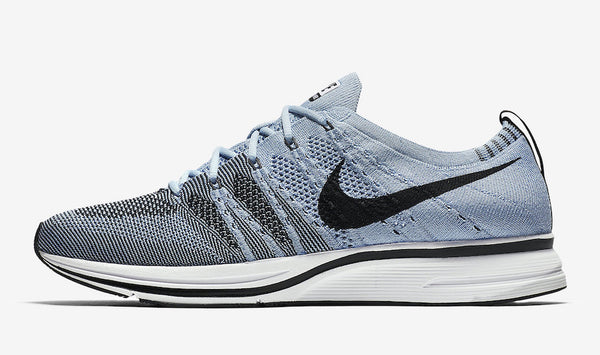 Nike Flyknit Trainer Cirrus Blue White Black AH8396-400 (NO Codes)