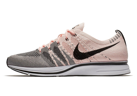 Nike Flyknit Trainer Sunset Tint Pink Black White AH8396-600 (NO Codes)
