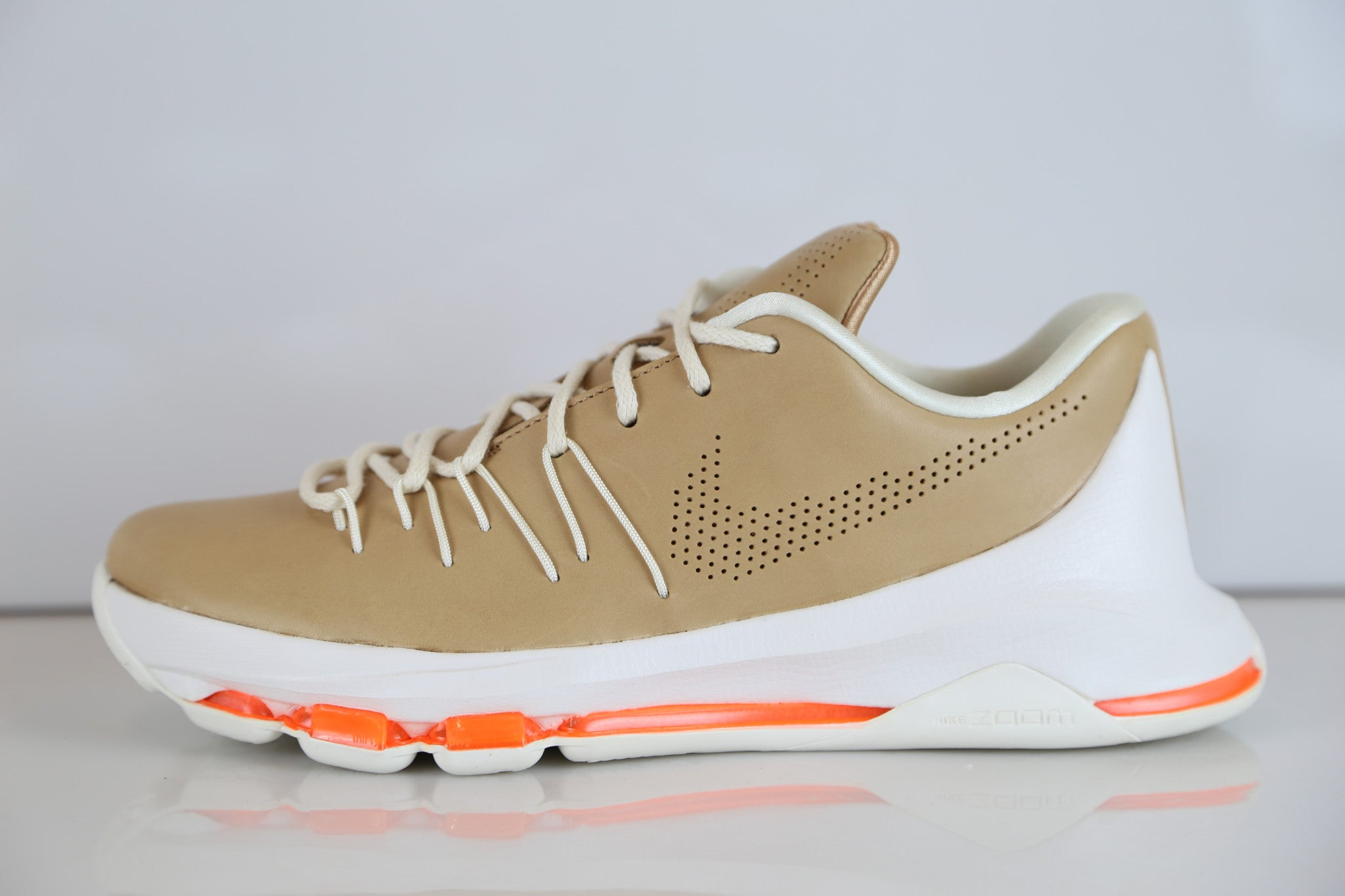 online store 8129f ecfd5 Nike KD 8 EXT Vachetta Tan Orange 806393-200 | Zadehkicks