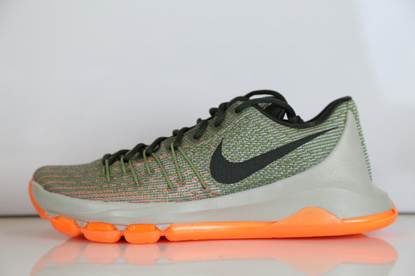 Nike KD 8 Alligator Easy Euro Grey Bright Citrus 749375-033