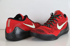 Nike Kobe IX Elite Low Xmas University Red 639045-600