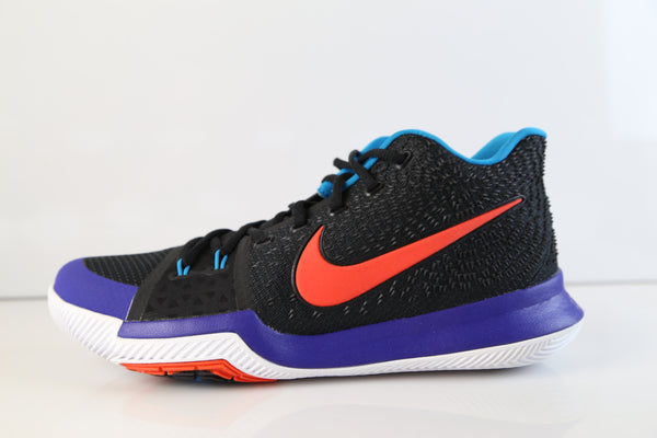 Nike Kyrie 3 Kyrache Light Black Team Orange Concord 852395-007