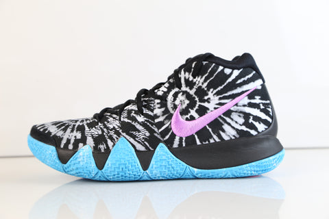 sale retailer ea4db 5e824 Nike Kyrie 4 AS All-Star Black White AQ8623-001