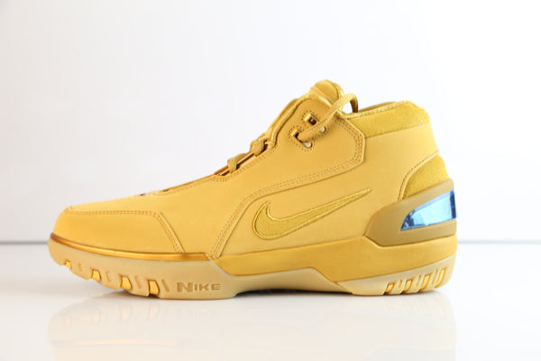 Nike LBJ Air Zoom Generation ASG QS Wheat Gold AQ0110-700