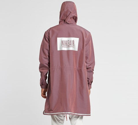 Nike Lab X Pigalle 3/4 Jacket Trench Port Sheen 880213-650 (NO Codes)