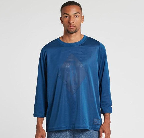 Nike Lab X Pigalle LS Long Sleeve 7/8 Top Shirt Coastal Blue 880214-423