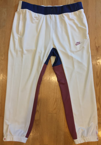 Nike Lab X Pigalle Track Pant Sail Port Coastal Blue 872895-133 (NO Codes)
