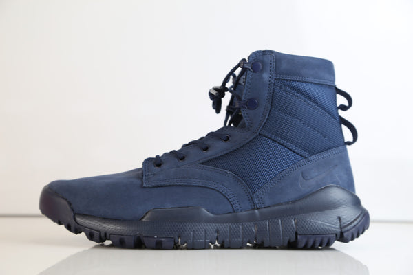 Nike SFB 6 NSW Leather Boot Obsidian Blue 862507-400