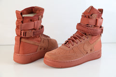 Nike SF AF1 Dusty Peach Suede 864024-204