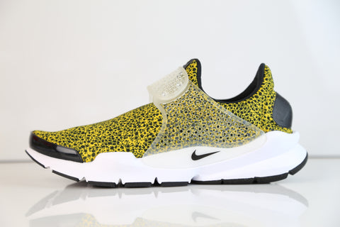 Nike Sock Dart QS Safari University Gold Black 942198-700
