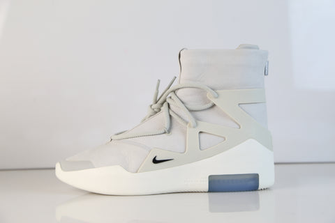 Nike X Fear of God FOG Air 1 Light Bone Black AR4237-002