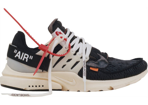 Nike X Off-White c/o Virgil Abloh Air Presto Virgil AA3830-001 (NO Codes)