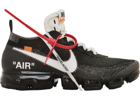 Nike X Off-White c/o Virgil Abloh Air VaporMax Black White AA3831-100 November PRE ORDER (NO Codes)