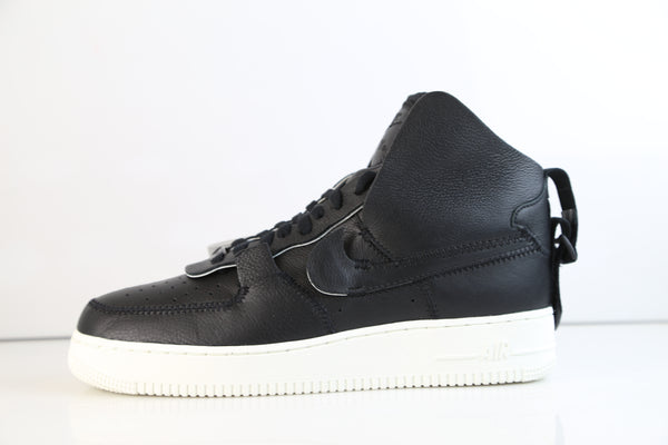 Nike X PSNY Air Force 1 High Black Sail AO9292-002
