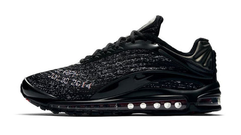 Nike X Skepta Air Max Deluxe Black Red AQ9945-001