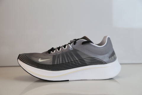 Nike Zoom Fly SP Black Light Bone AJ9282-001