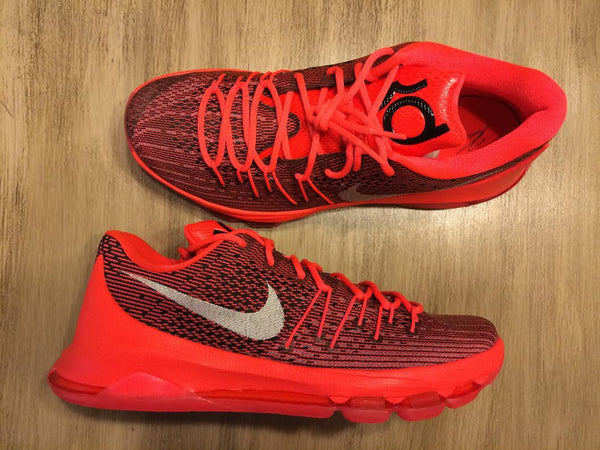 ... Nike Zoom KD 8 Bright Crimson V8 749375-610 ...
