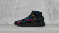 Nike ComplexCon Exclusive Air Mowabb iD Jay Gordon Bodega Pendleton Sunset AQ7000-992
