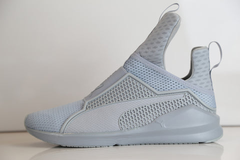 Puma Fenty Trainer by Rihanna Quarry Grey 189193-04 Mens and Womens