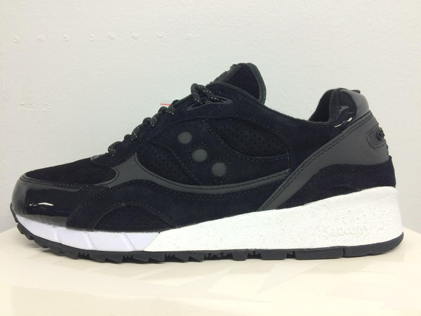Saucony X Offspring Shadow 6000 Black Patent