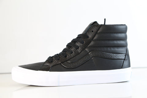 Vans SK8-Hi Reissue ST Premium Leather Black VN0A3DPOEW9