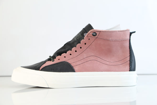 Vans TH Taka Hayashi SK8 Skool Lx Nubuck Leather Old Rose VN0A3H2OH8