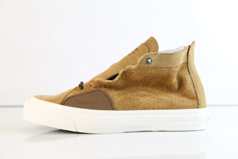 Vans Taka Hayashi TH SK8 Skool LX Monks Robe Sand VN0A38H20H9
