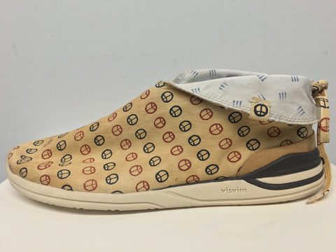 Visvim Laramie-Folk Multi Peace Sign