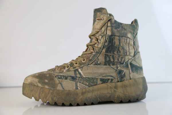Yeezy by Kanye West Season 5 Canvas Military Boot CPN21 KM4001.127