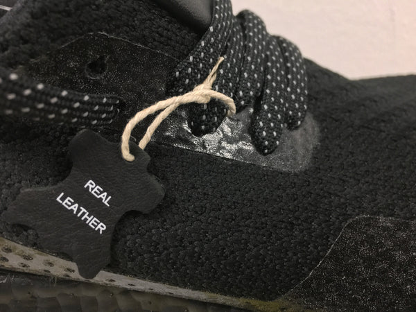 separation shoes 21bd8 2bac6 ... Adidas Consortium X Haven Ultra Boost Uncaged Triple Black BY2638 ...