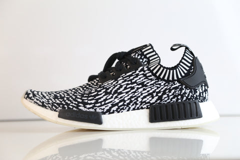 Adidas NMD R1 PK Zebra Black BY3013 (NO Codes)