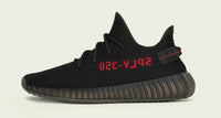 Adidas Yeezy By Kanye West 350 V2 Bred Black Red 2020 - BONUS (READ PRIOR TO ORDER)