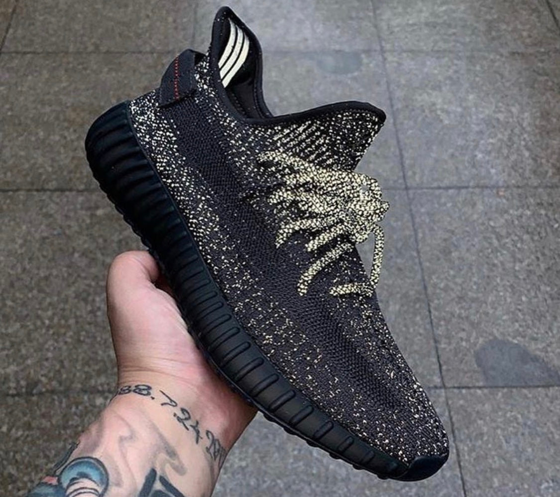 adidas yeezy 350 v2 black reflective Adidas X Kanye West Yeezy Boost 350 V2 Black 'Reflective 3M' Version 2019 -  BONUS
