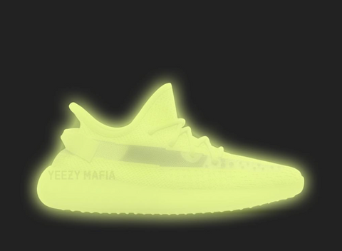 Adidas Yeezy Boost X Kanye West 350 V2 Glow Transparent Clear Neon Yellow PRE  ORDER e80668b95