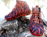 Custom Nike Lebron Suede EXT Tiger