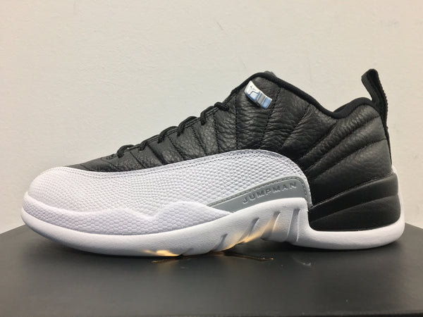best website 98030 e254e ... Nike Air Jordan Retro 12 Low Playoff 2017 308317-004 Adult and GS Kids  3.5 ...