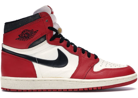 Nike Air Jordan Retro 1 High OG Chicago White Red Black 85 CQ4921-601 2020 PRE ORDER