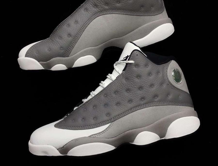 ef1f0b29cf2375 Product Image Nike Air Jordan Retro 13 Atmosphere Grey University Red 2019  414571-016 Adult and GS Nike Air Jordan Retro 13 Atmosphere ...