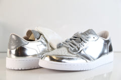Nike Air Jordan Retro 1 Low OG Pinnacle Metallic Silver 852549-003