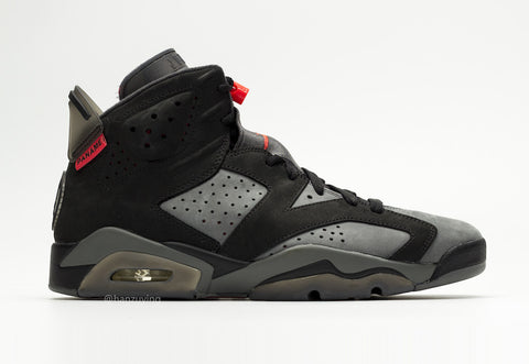 outlet store 1c2c6 a8d7b Nike Air Jordan Retro 6 PSG Iron Grey Infrared 23 CI4072-001 - PRE ORDER