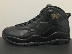 Nike Air Jordan Retro X NYC City 310805-012 Adult and GS Kids