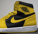 Nike Air Jordan Retro 1 High OG Pollen Black White 555088-701 - PRE ORDER