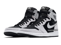 Nike Air Jordan Retro 1 High OG Black White Light Smoke Grey 555088-035 - PRE ORDER