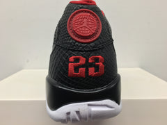 Nike Air Jordan Retro 9 Low Bred Black Red 832822-001