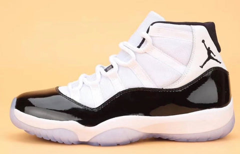 Nike Air Jordan Retro 11 Concord White Black 2018 378037-100 Adult GS PRE ORDER