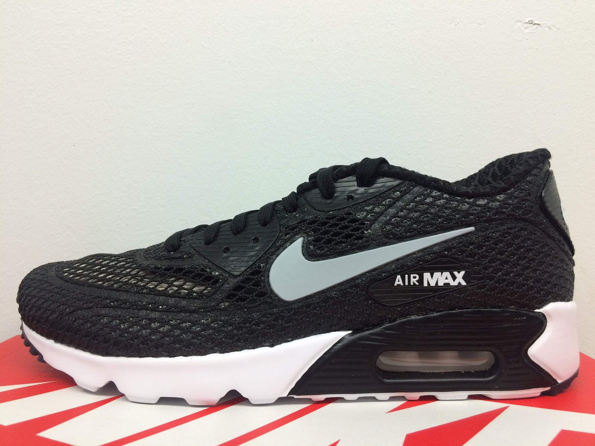 Nike Air Max 90 Ultra BR Premium QS Black 810170 002