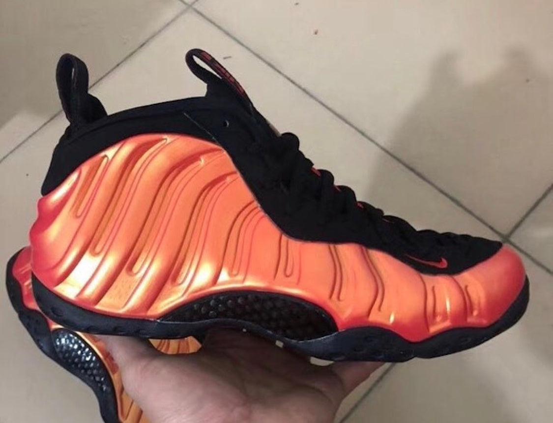 cdc80816626 Nike Air Foamposite One Habanero Red Black 314996-604 PRE ORDER ...