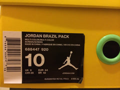 Nike Air Jordan Brazil Pack - VI and CP3.VII 688447-920
